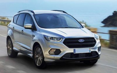 Ford Kuga Flexifuel E85