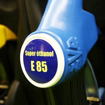 Station e85 charente 16